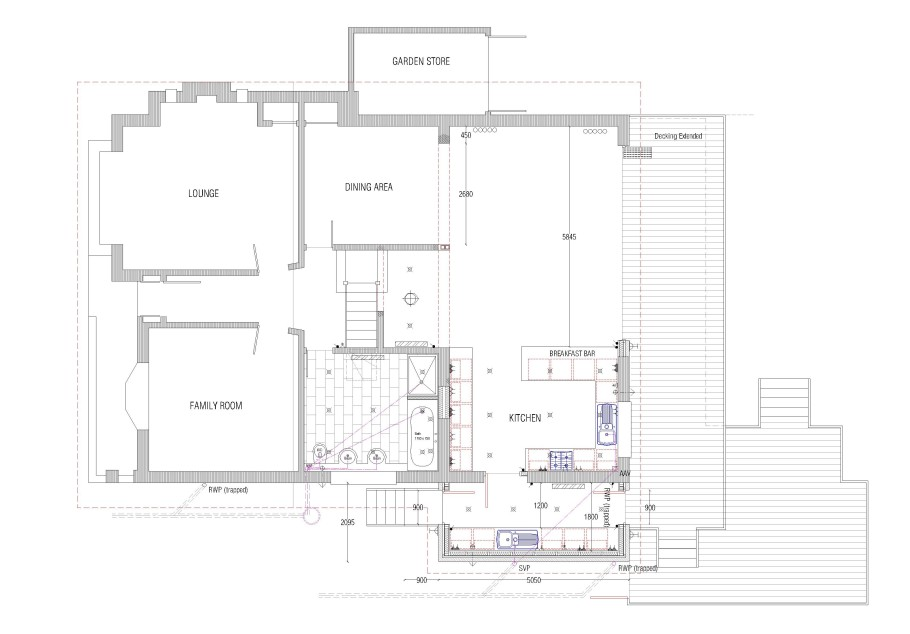 endrick floor plan