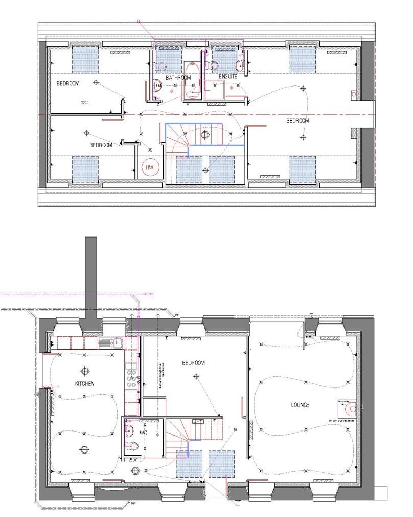 Neak Cattle Barn Floor Plans Details