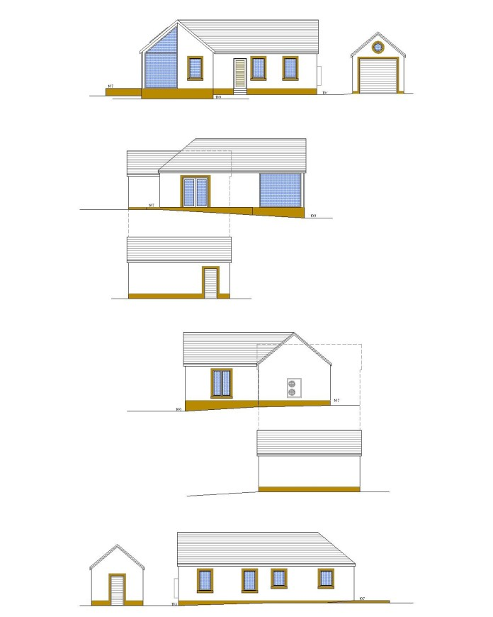 l shaped garage plans submited images