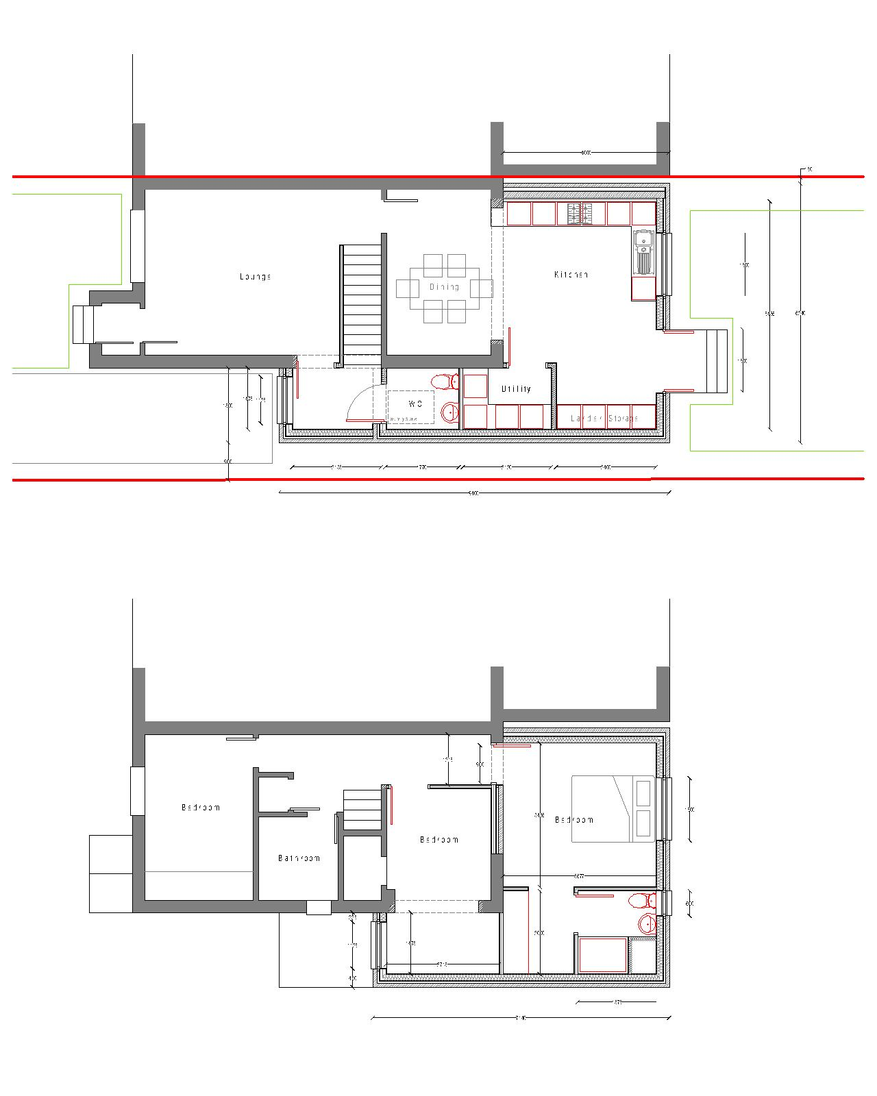 M u r r a y m a c l e o d a s s o c i a t e s l t d for Room extension plans