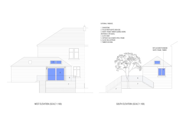 3 Grange Road Elevations#