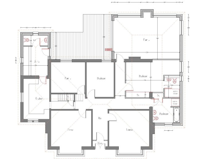 gallowhill road floor plan
