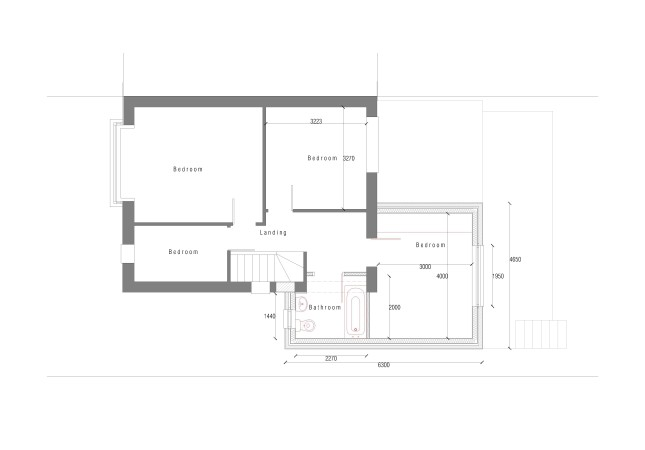vardar upper floor plan