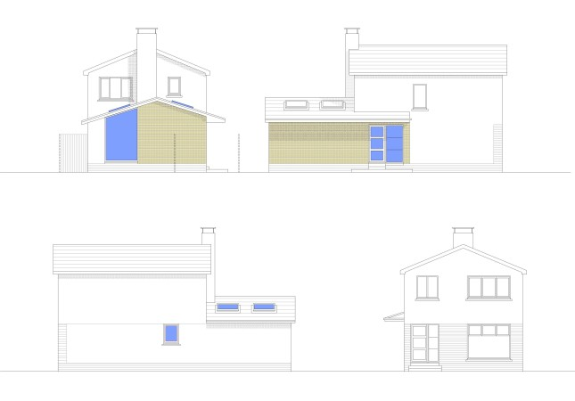 rankin drive elevations